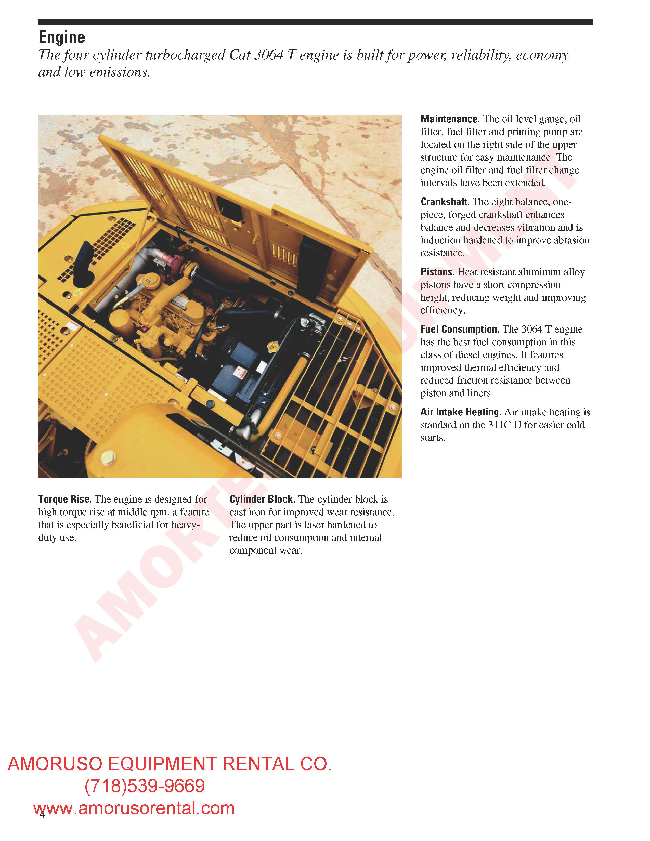 Cat 311cu Track Compact Radius Turbocharger Diagram Of Engine