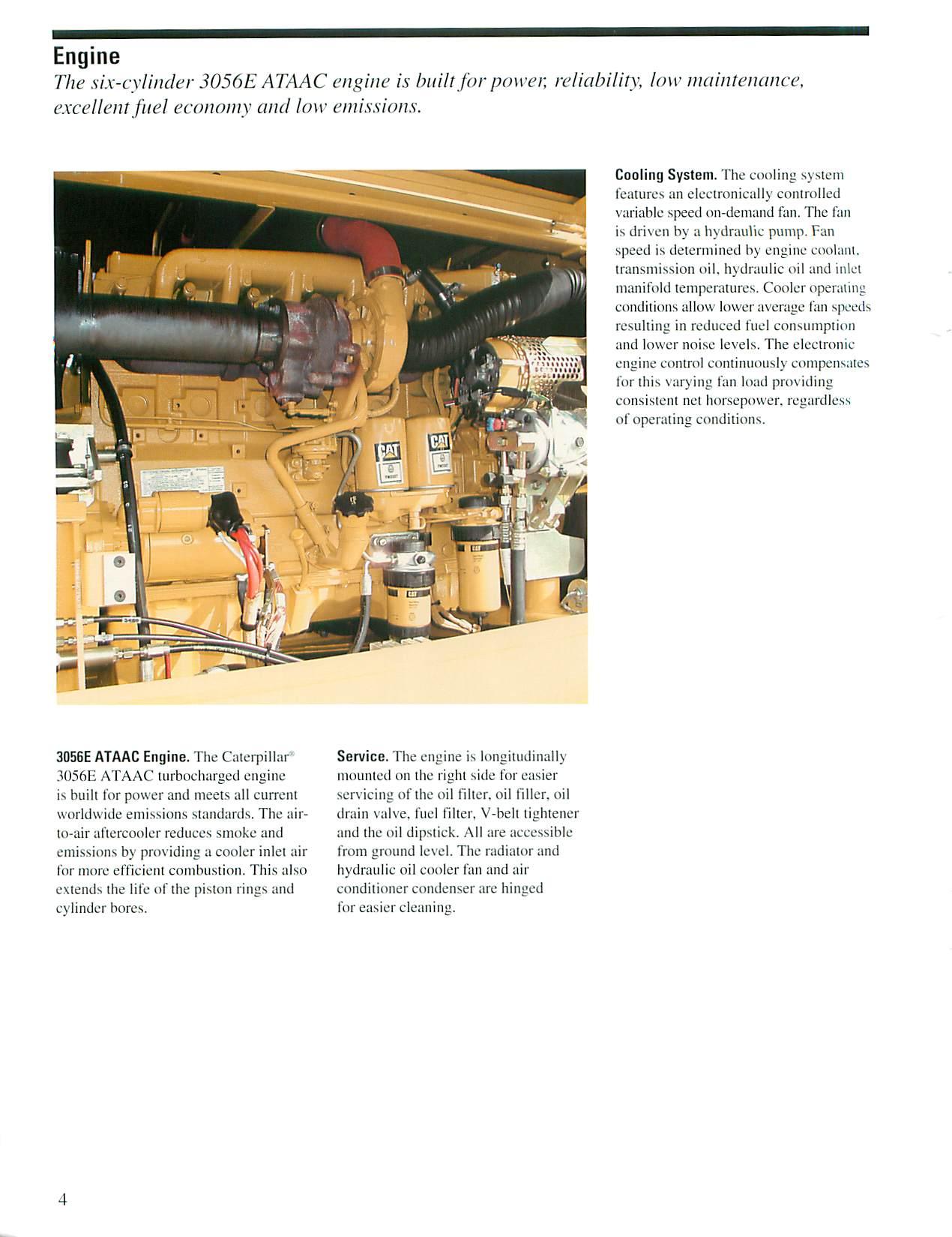 CAT M322C Rubber Exc 164hp /45,200lb