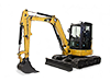 CAT 305E2CR Track  40hp / 11,433lb
