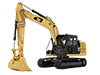 CAT 318CLN Track 130ph/43,320lb